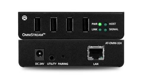 EXTENDER ATLONA OMNISTREAM™ USB OVER IP