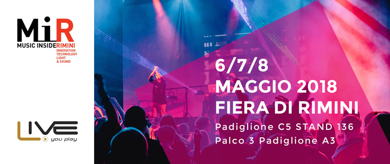Music Inside Rimini Live You Play