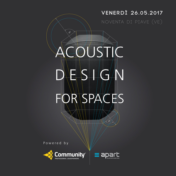 Acoustic Design for Spaces