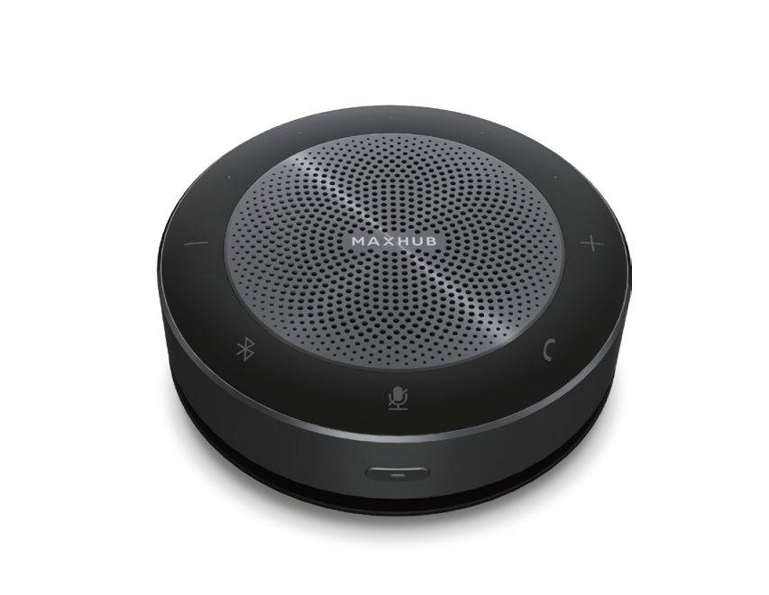 MaxHub Speakerphone BM21 - microfono e speaker bluetooth e wireless per videoconferenza distribuita da Prase