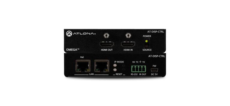 Atlona AT-DISP-CTRL
