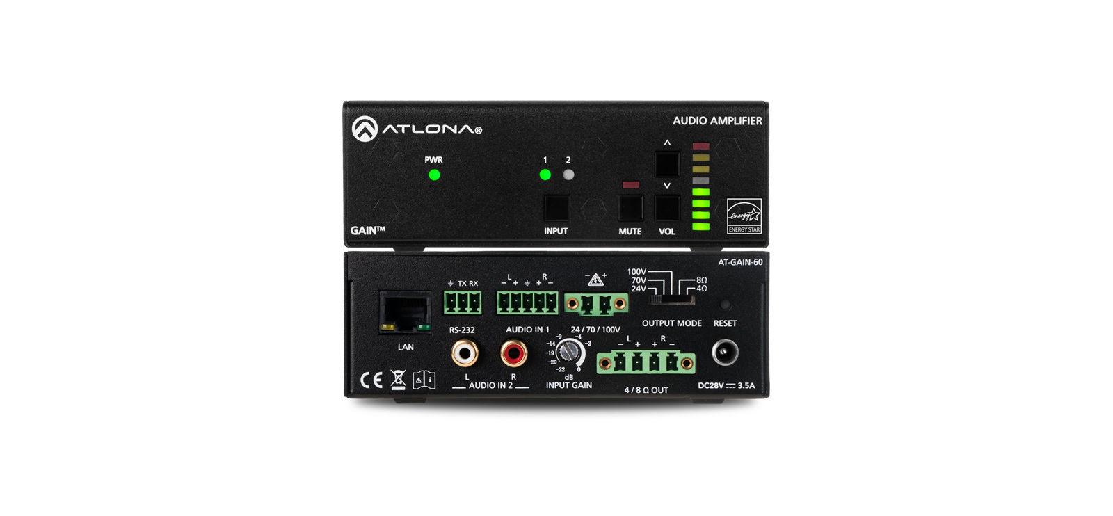 Atlona AT-GAIN-60
