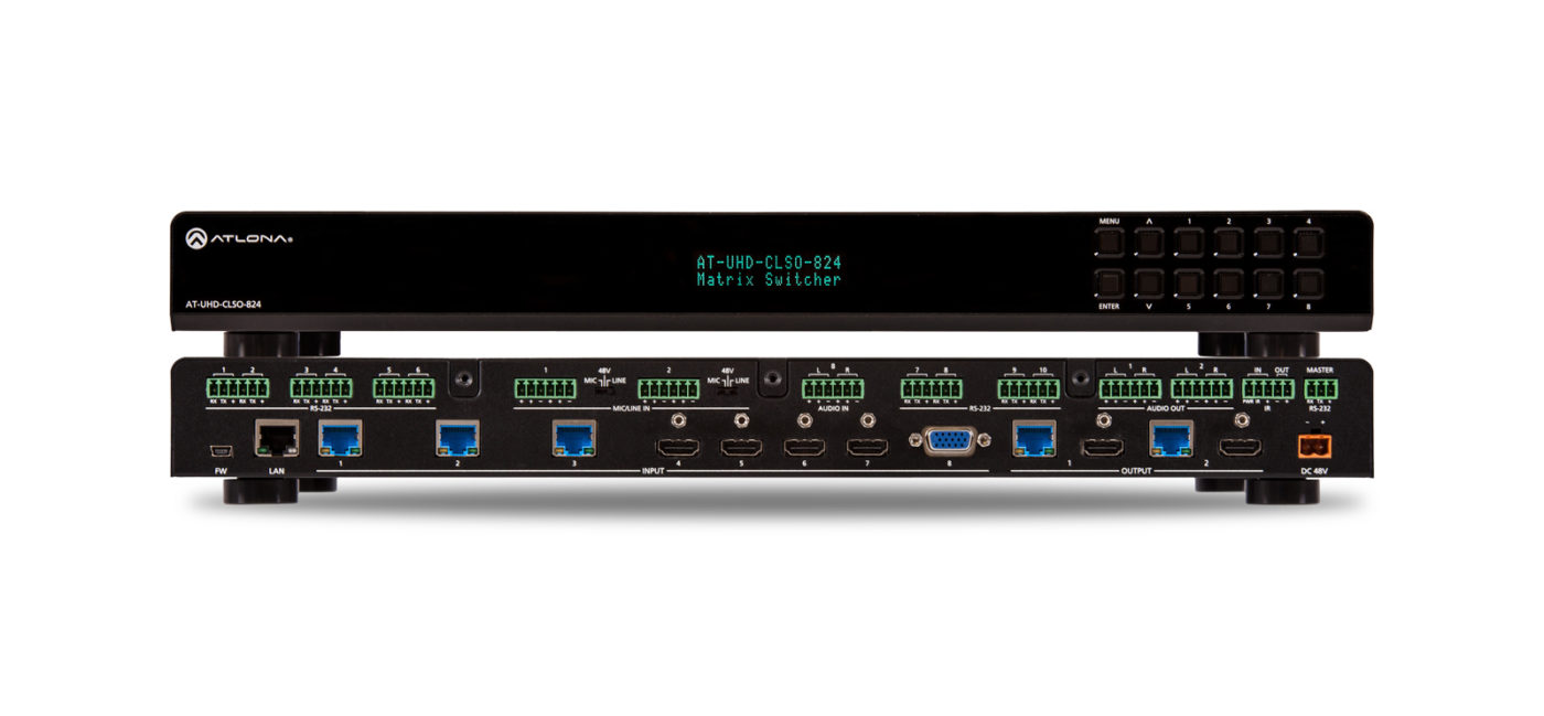 Atlona AT-UHD-CLSO-824