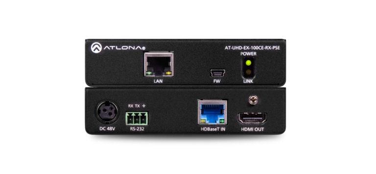 Atlona AT-UHD-EX-100CE-RX-PSE