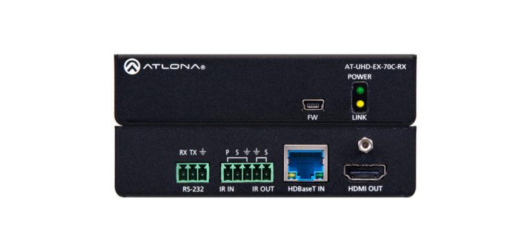Atlona AT-UHD-EX-70C-RX