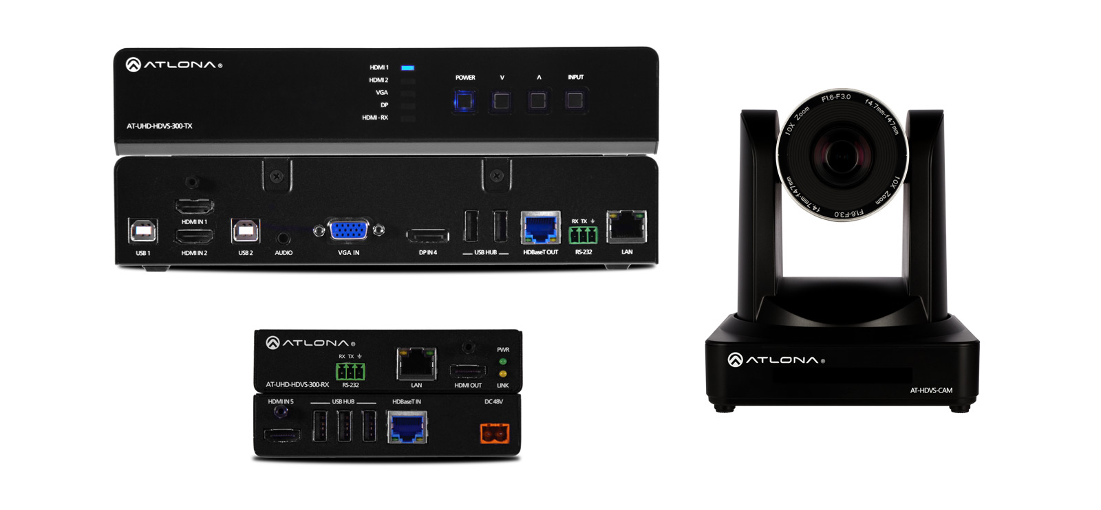 Atlona AT-UHD-HDVS-300-C-KIT