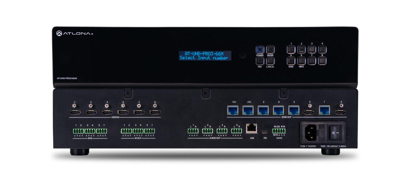 Atlona AT-UHD-PRO3-66M