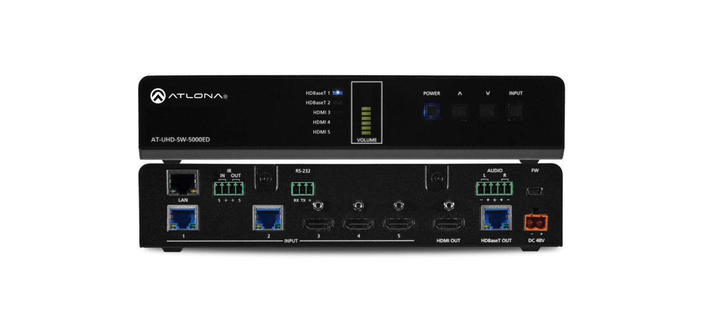 Atlona AT-UHD-SW-5000ED