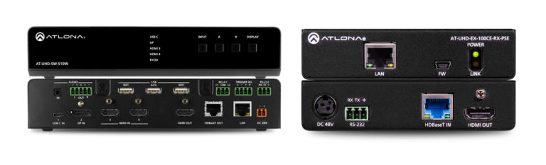 Atlona AT-UHD-SW-510W-EU-KIT
