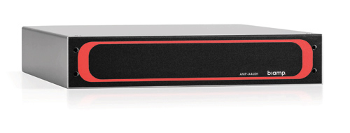Biamp TESIRA AMP-A460H