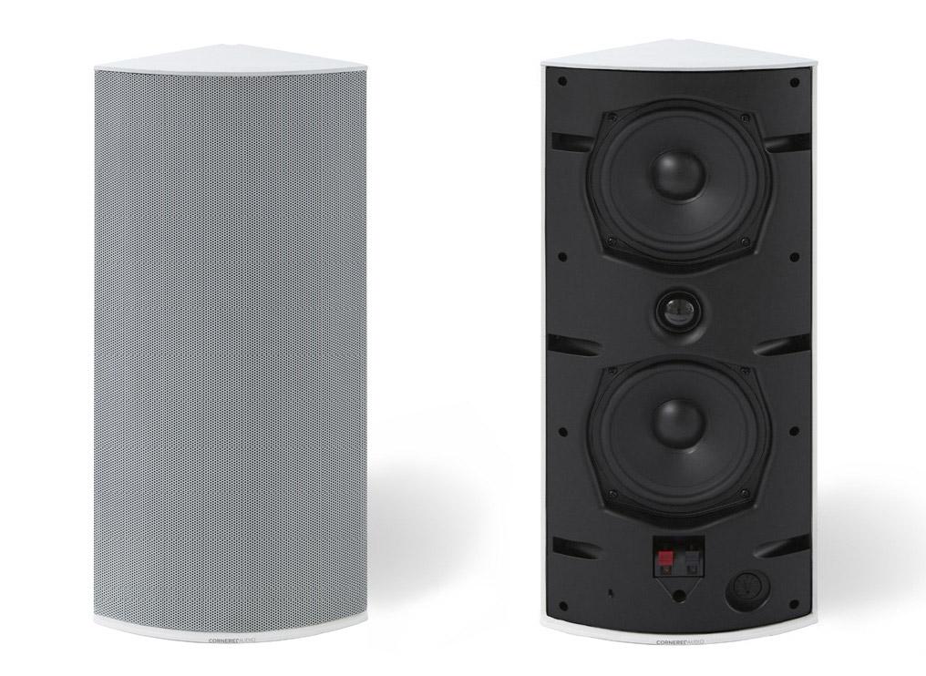 Cornered audio CI5W