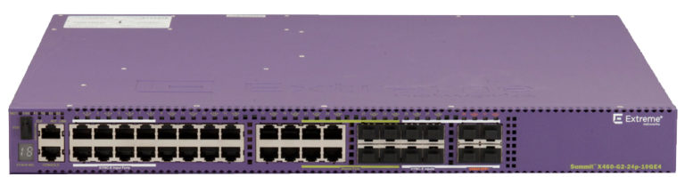 Extreme network SUMMIT X460-G2-24P