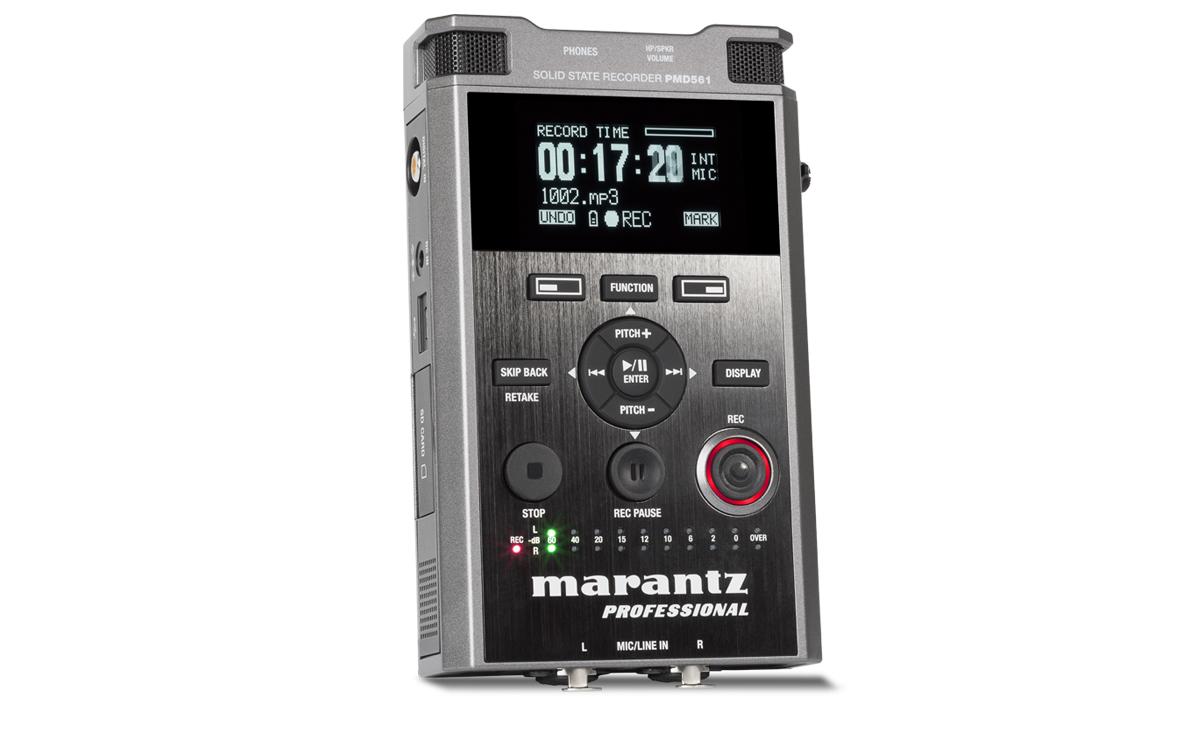 Marantz pro PMD561