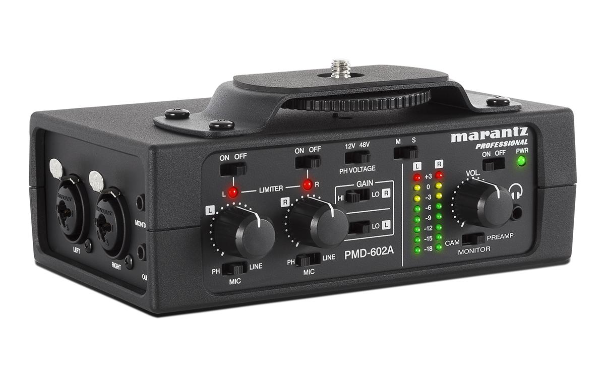 Marantz pro PMD602A