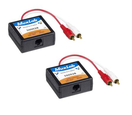 Muxlab 500028-2PK