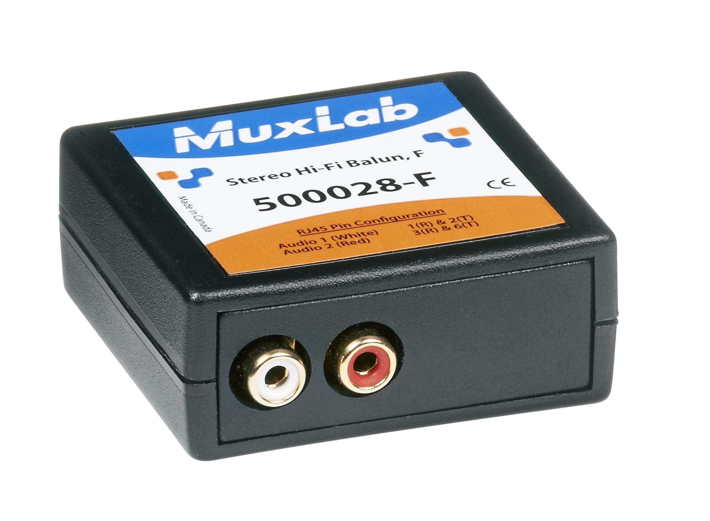 Muxlab 500028-F