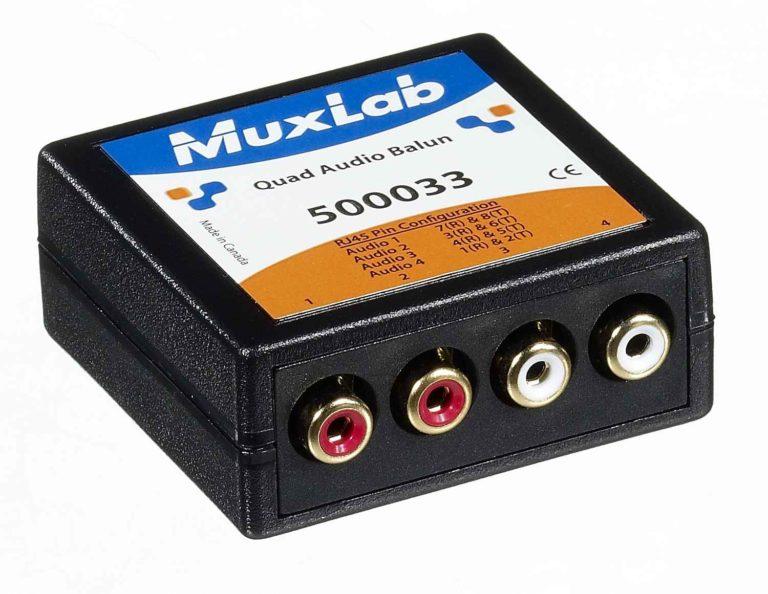 Muxlab 500033