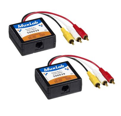 Muxlab 500039-2PK