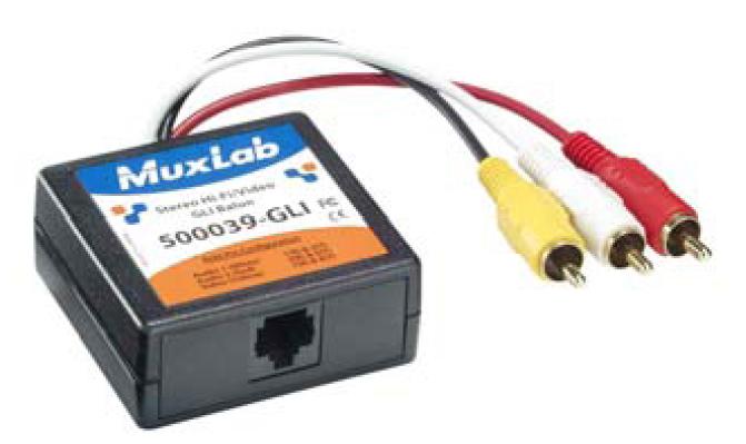 Muxlab 500039-GLI