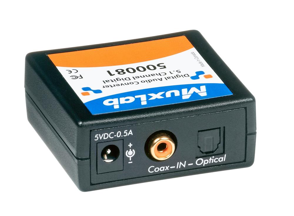 Muxlab 500081