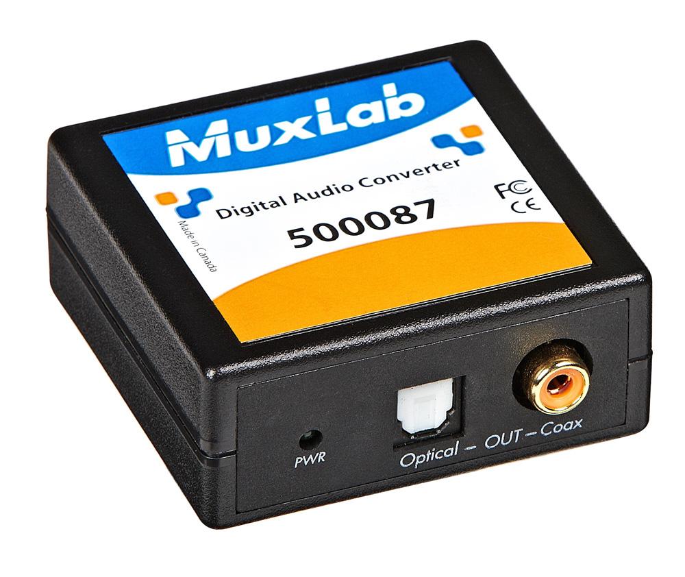 Muxlab 500087