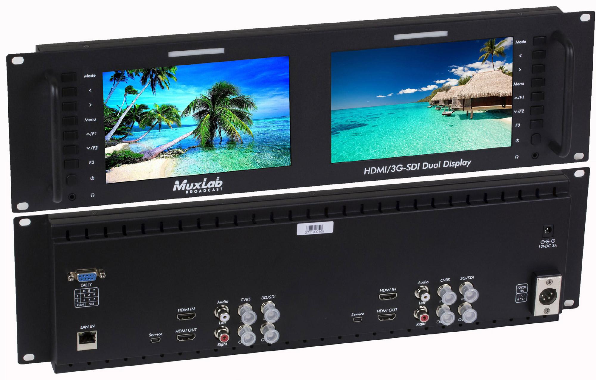 Muxlab 500841-EU