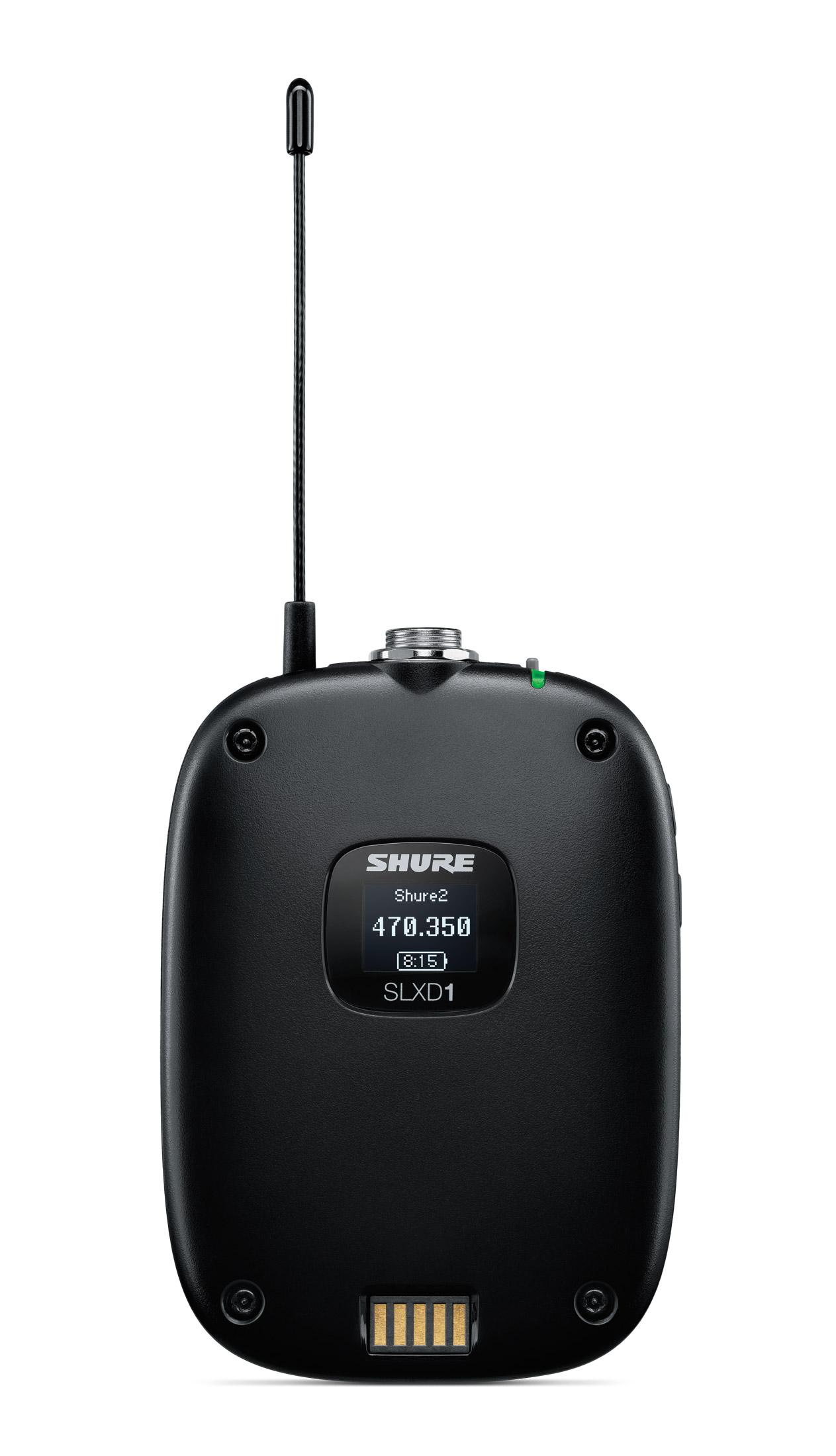 Shure SLXD1-J53