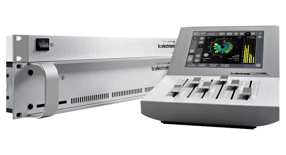 Tc electronic 6000MKII B XLR+ICON