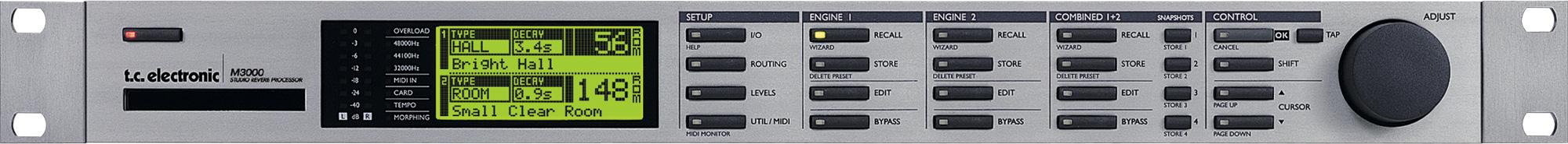 Tc electronic M3000JP
