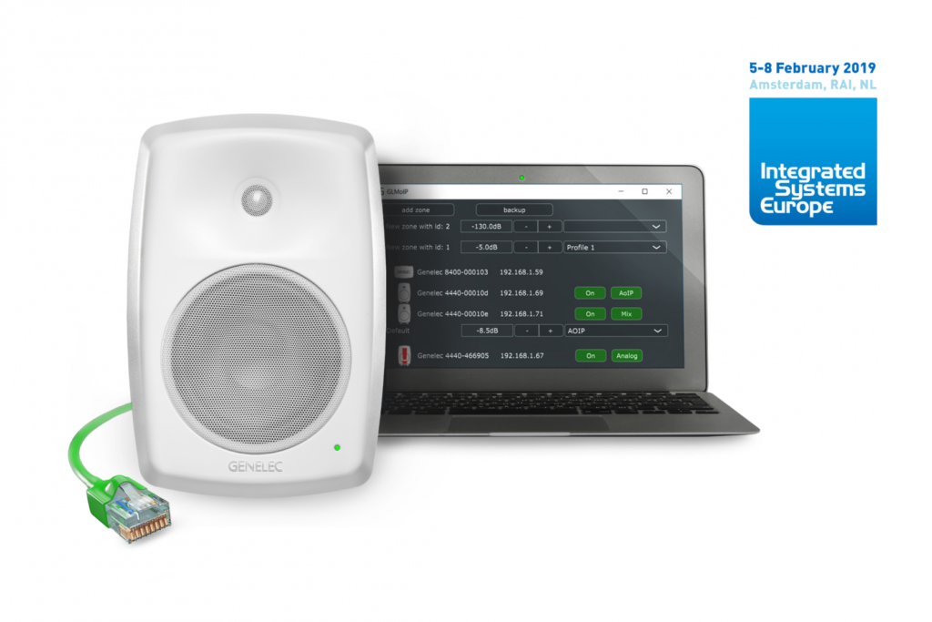 Smart IP Audio Platform